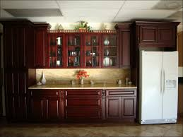 Kitchen Cabinet Display For Sale Kitchen Upper Kitchen Cabinets With Glass Doors Black Display