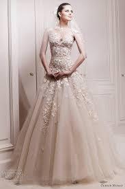 zuhair murad bridal wedding dresses by zuhair murad