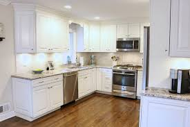satin nickel white kitchen love everything about this our kitchen the heart of our home no space like home design llc