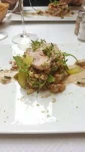 du bonheur dans la cuisine grenier médocain en salade pignon de pin et câpres du bonheur