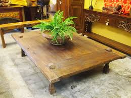 Bali Coffee Table This Antique Weaving Table Has A Great History And Makes A