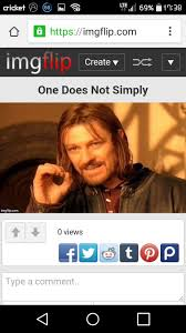 What Font Does Meme Generator Use - one does not simply take a screenshot meme generator imgflip