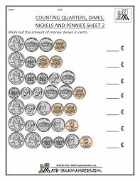 coin challenge what u0027s the change money worksheets the change