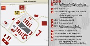 Map Of Camp Pendleton Marine Corps Base Camp Pendleton Semper Fi Fund