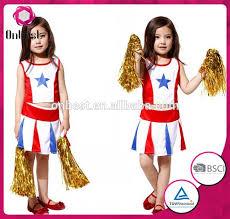 Kids Cheerleader Halloween Costume Kids Cheerleader Costume Kids Cheerleader Costume Suppliers