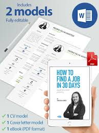 pack with ebook pdf format cv and cover letter model noctula