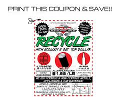 santa fe springs recycling center crv u0026 scrap metal accepted
