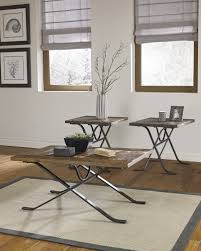 buy ashley furniture t303 13 freimore 3 piece coffee table set
