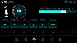 symphony i o mk ii multi channel audio interface apogee
