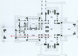 Frank Lloyd Wright Floor Plan The Weekly Wright Up March 2013
