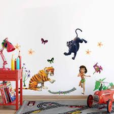 wall stickers babies and children big sets shop wall art com jungle book set 2 wall sticker