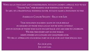 wedding gift donation to charity charity donation instead of wedding gift imbusy for