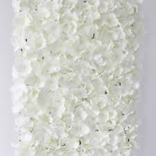 wedding backdrop uk flower wall panels wedding backdrop ivory hydrangea uk 60