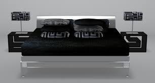 versace bed pasha bed 3d max