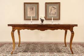pull out dining room table sold milling road by baker vintage maple dining table 2 pull