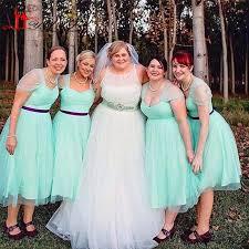 bridesmaids robes cheap get cheap satin bridesmaid robes mint green aliexpress