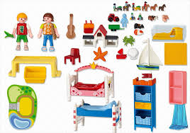 chambre d enfant playmobil playmobil dollhouse 5333 pas cher chambre des enfants avec lits