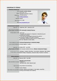 current resume format current cv format in nigeria resume template cover letter