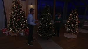 bethlehem lights prelit noble spruce tree with multi functions on