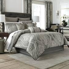 Quilted Duvet Cover King Dark Gray Duvet Cover King Bedding Setdark Grey Bedding Set Dark