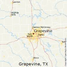 grapevine map best places to live in grapevine