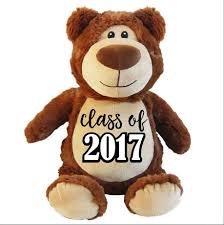 personalized graduation teddy 26 best personalized cubbies stuffed animal images on