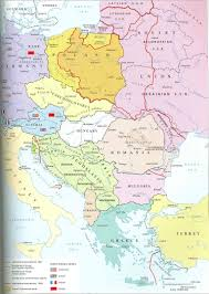 Ww2 Europe Map History 464 Europe Since 1914 Unlv