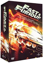 amazon com fast and furious the complete collection region 2