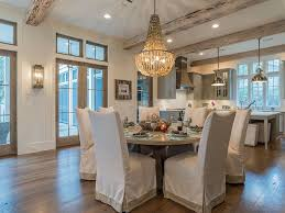 Southern Dining Rooms A Southern Beach House Beauty