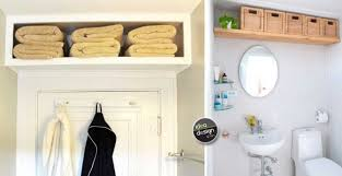 bathroom space saver ideas space saver shelves in the bathroom here are 20 inspirational