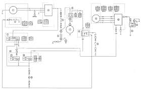yamaha 350 1988 wiring diagram arctic cat 350 wiring diagram