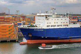 Hull Ferry Port Car Parking P U0026o Ferries Wikipedia
