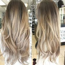 brown and blonde ombre with a line hair cut remy clips clip in remy human hair 18 to 24 inches long up