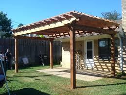 Covered Patio Designs Design Ideas Backyard Arbor And Attached by Patio Ideas Patio Cover Floor Plans Patio Cover Ideas Plans