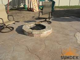 Patio Concrete Designs Decorative Concrete Patio Philadelphia Pa