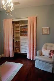 Replace Sliding Closet Doors With Curtains Replace Closet Doors With Curtains Closer Door Curtain Replace