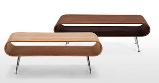 simple yet clever coffee table design with integrated chairs s