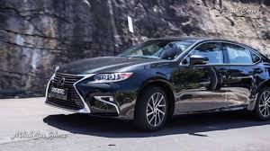 lexus sedan limo 2017 lexus es350 lexus safety system youtube