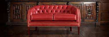 Original Chesterfield Sofas by