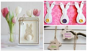 bunny decorations creative diy easter bunny decorations