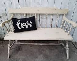 Shabby Chic Bench Farmhouse Table With Bench Best 25 Ana White Bench Ideas On