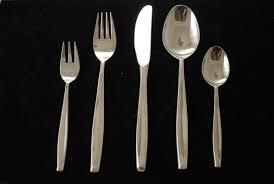 Modern Silverware by Simple Cleaning Silver Plated Flatware Thediapercake Home Trend