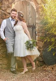 Wedding Dress Man Short Wedding Dresses