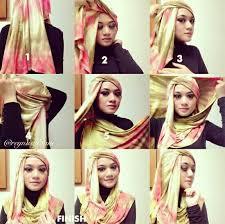 tutorial turban sederhana hijab tutorial reynasylvani dpcollection reyna sylvani
