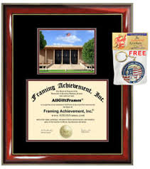 diploma frame csun diploma frame california state northridge degree
