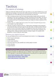 acquisition plan template digital marketing plan template