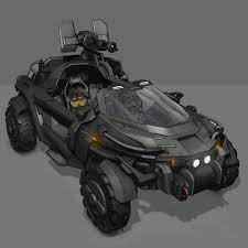 halo 4 warthog warthog by hunt dougherty transport 2d cgsociety sci fi
