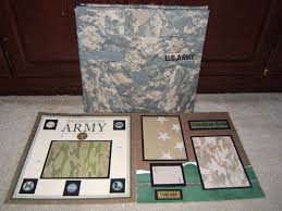 army photo album 7 best photo albums images on custom