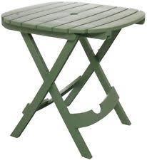 resin patio table with umbrella hole resin patio garden tables ebay