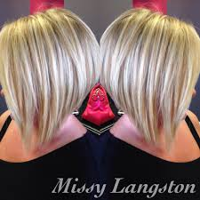 226 Best Images About Swing Short Blonde Inverted Bob Using Olaplex By Missy Langston